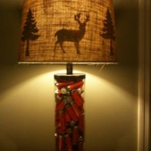 whimsical lampshades