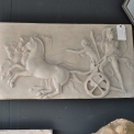 Roman Chariot Wall Plaque