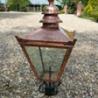 Street light,13 ft Victorian style street light in cast iron