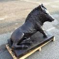 Florentine Boar, Uffizi Boar, cast iron