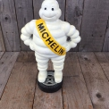 Michelin man in cast iron