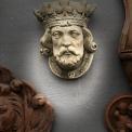 Wall Planter King of Spades Head