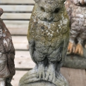 Stone Owl old stone owl Antique Owl