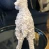 Lamb Flower covered lamb spring lamb