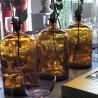 Amber Glass vessel