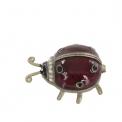 CollectableLadybird enamel pill box