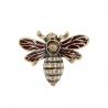 Collectable Bee enamel pill box