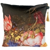 velvet cushion cover Still life with cushion